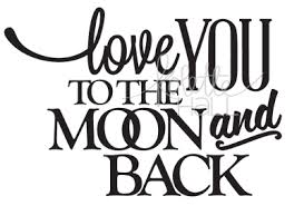 you to the moon and back vinyl tutorial the