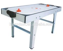 foldable air hockey table catchy folding air hockey table sports air powered folding hockey