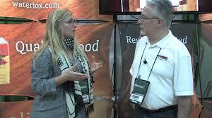 woodcraft talks finishing with waterlox youtube