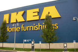 ikea to install 3 electric vehicle charging stations at future