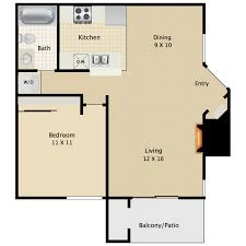 hillside floor plans rancho hillside apartments availability floor plans pricing