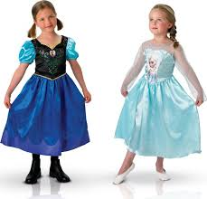 frozen costumes costumes of and elsa frozen for vegaoo