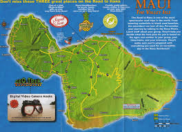 Maui Hawaii Map It U0027s Fun 4 Me Maui Hawaii