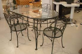 Dining Room Chairs Sale Dining Chair Perfect Woodard Stanton Wrought Iron Coil Spring