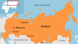 moscow map world moscow on a map my