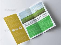 2 fold brochure template psd 8 wonderful agriculture brochure templates for designers free psd
