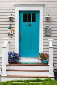 dark teal front door what do you think about painting my door a