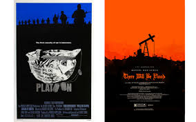 comparing modern movie posters and their retro counterparts the