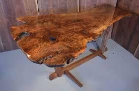 custom wood dining tables custom dining room tables live natural edge wood slabs