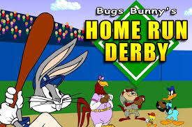 bugs bunnys run derby game looney tunes games games loon