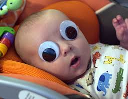 Googly Eyes Meme - inside the minds of sleeping babies 14 things you didn t know