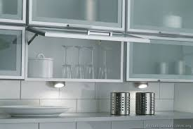 aluminum glass kitchen cabinet doors image detail for pictures of kitchens modern white