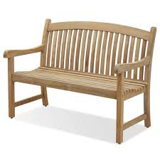 outdoor u0026 garden unfinsihed solid wood patio bench fundamental