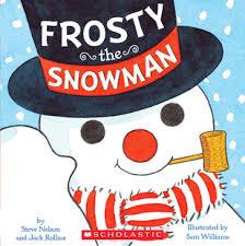 frosty snowman walter rollins steve nelson