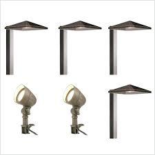 High Voltage Landscape Lighting Led Line Voltage Landscape Lighting Best Low Voltage Outdoor