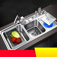 Double Sinks Kitchen by Compare Prices On Kitchen Double Sink Online Shopping Buy Low