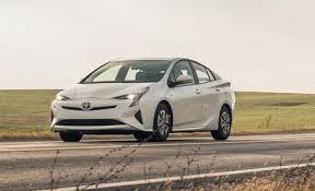 Toyota Prius Interior Dimensions Toyota Prius Reviews Toyota Prius Price Photos And Specs Car