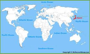 map us japan world map japan location maps of usa