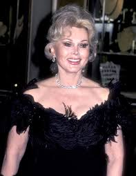 zsa zsa gabor mourned by miley cyrus paris hilton and more stars