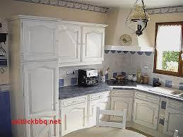 cuisine rustique repeinte en gris repeindre meuble de cuisine sans poncer pour idees de deco de