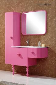 High Quality Bathroom Vanity China Foot Stand Bathroom Vanity With Mirror Cabinet And Basin