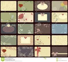 vintage cards vintage cards collection illustration 18317479 megapixl