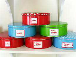halloween storage totes 10 kitchen items to use for organization hgtv u0027s decorating