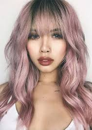haircuts and bangs 55 long haircuts with bangs for 2018 tips for wearing fringe