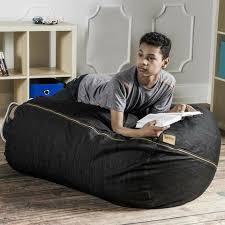 jaxx sofa saxx 4 foot jaxx lounger comfy bean bag chairs