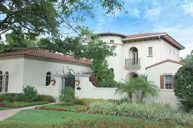 Spanish House Style Spanish Colonial With Central Courtyard 82009ka Architectural
