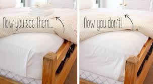 Folding Bed Sheets How To Fold Store Bed Sheets One Thing By Jillee
