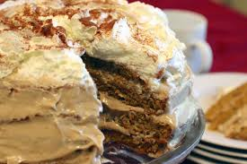 Halloween Spice Cake by Pumpkin Spice Latte Cake Recipe Hgtv