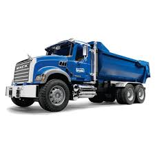 mack dump truck bruder mack granite half pipe dump truck jadrem toys australia
