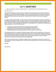 9 marketing cover letter g unitrecors