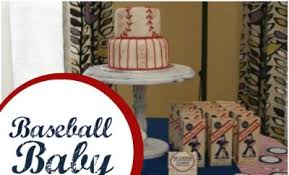 baby shower baseball theme a boy s baseball themed baby shower spaceships and laser beams