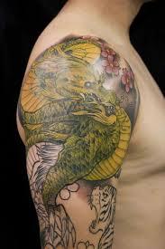 tiger tattoos and tattoos designs yin yang