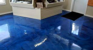 Blue Floor L Metallic Fx Is One Of The Best Epoxy Garage Floor Coating Systems