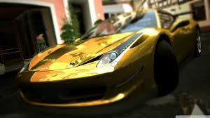 ferrari 458 italia wallpaper gold ferrari 458 italia wallpaper allwallpaper in 8211 pc en