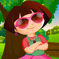 play baby dora kindergarten dress up game free online gamesocool net