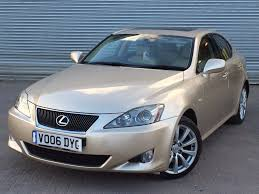 lexus car 2006 2006 lexus is250 se 2 5 engine 5 doors automatic great spec