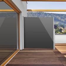 seitenrollo balkon de blumfeldt bari 318 seitenmarkise standmarkise