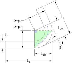 How To Calculate The Needed How Inventor Calculates The Flat Pattern Length Based On Bend