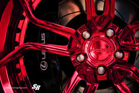 2015 lexus rc f gets lexus rc f gets rocket bunny and pur wheels