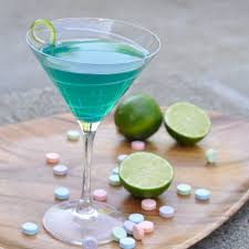 a sweet tart martini for you and your sweetheart suburble