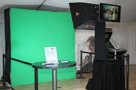 green screen photo booth new york ctm events