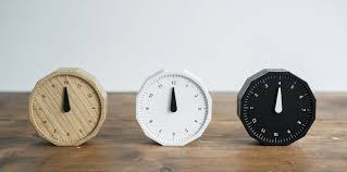 Ivation Clock by Mirror Inhabitat Green Design Innovation Architecture Green