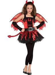 Costumes Halloween Girls Girls Daredevil Costume Party U0027m