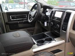 2012 dodge ram interior light pebble beige bark brown interior 2012 dodge ram 3500 hd