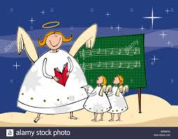 choir of angels stock photos u0026 choir of angels stock images alamy