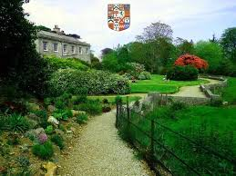 in the old walled garden picture of enys gardens penryn